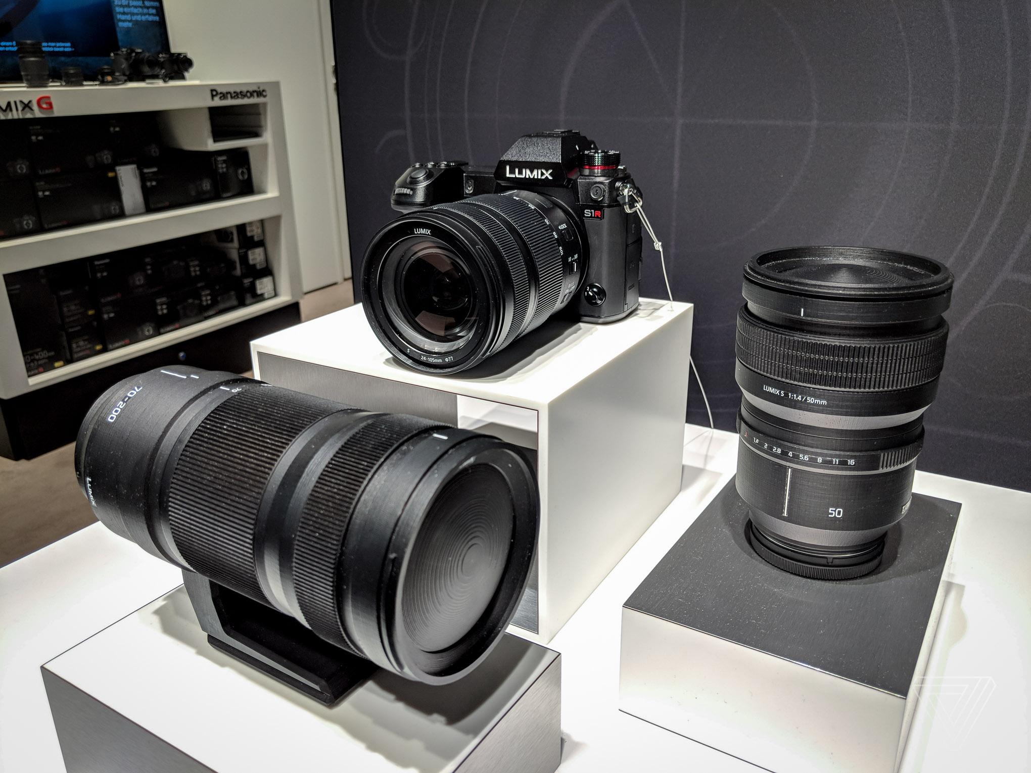 Panasonic S1 Amp S1r S Series Lenses Specs Roundup